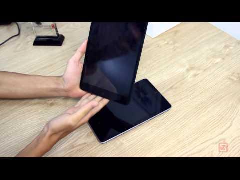 [iPad mini vs Nexus 7] Đánh giá thiết kế và màn hình - Phần 1 - CellphoneS