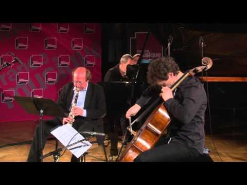 Bruch : Mélodie Roumaine,  par Michel Lethiec, François Salque et Itamar Golan