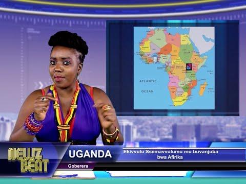 UGANDA:Ekivvulu Ssemavvulumu mu buvanjuba bwa Afirika(S3#43 NewzBeat Uganda)