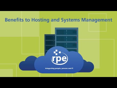 RPE Cloud Hosting and Systems Management