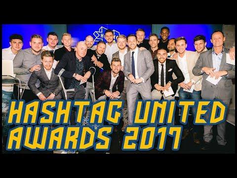 HASHTAG UNITED AWARDS 2017!