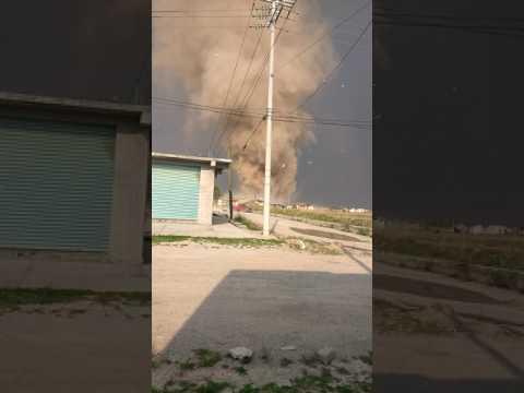 Tornado en san diego linares