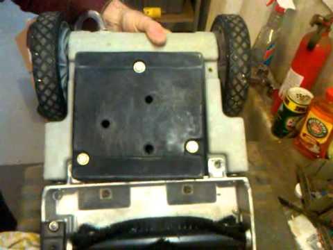 CARPET EXPRESS C4 Vac Motor Replacement.3GP