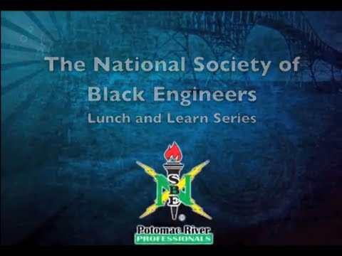 """NSBE PRP Lunch and Learn - """"Projecting and Envisioning System Engineering"""""""
