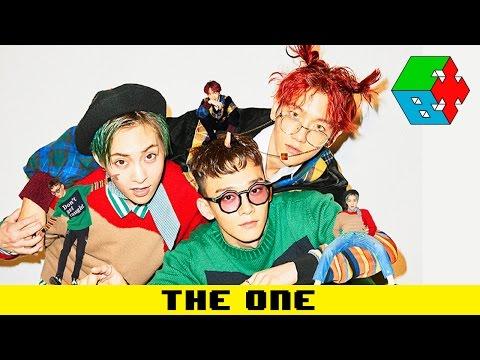 EXO-CBX - The One (Korean Version) [Audio]