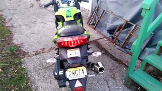Roma 150cc motorcycle scooter