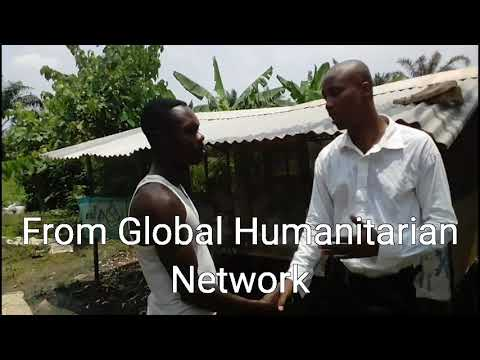 Farm your way out of poverty project..Africa Foundation partners Global Humanitarian Network
