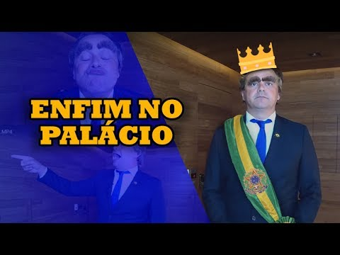 A CASA NOVA DO PRESIDENTE BOLSONABO