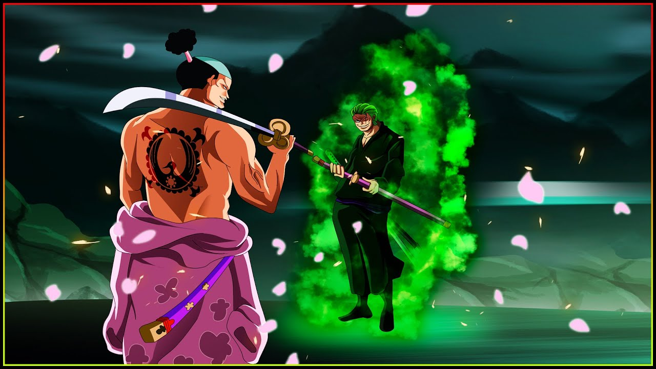It has tremendous sharpness and capability but it depends on the user. Zoro The New World S Greatest Enma Vs Ame No Habikiri One Piece Discussion B D A Law Youtube