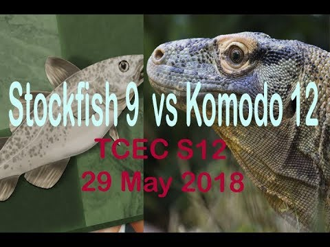 Stockfish 9 vs Komodo 12: All Good Things Come To An End TCEC S12 PL Game64