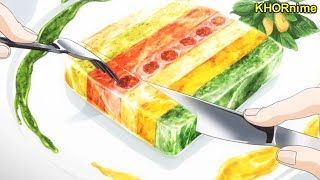 Delicious Anime Food Compilation   アニメの美味しい食事シーン集 (Part 2)