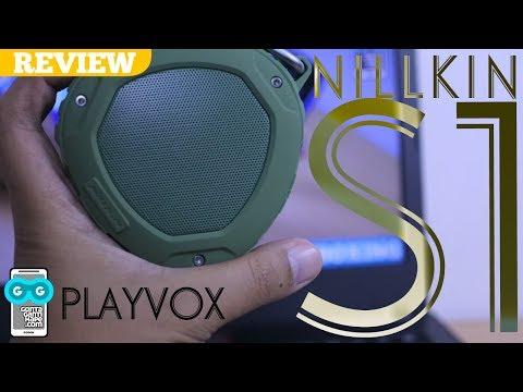 Penasaran Kalo Nillkin Bikin Speaker Bluetooth Kaya Gimana? Review Nillkin PlayVox S1 Indonesia!