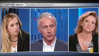 Otto e mezzo - Europa sotto attacco (Puntata 23/03/2017)