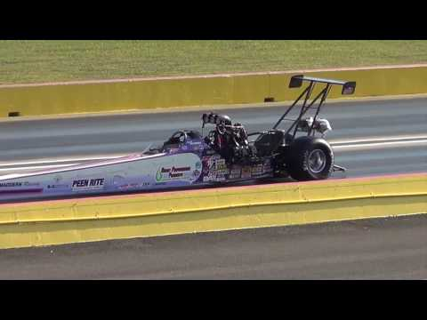 Top Alcohol Dragster Qualifying 2016  *30 Entries!* | Dallas Nationals