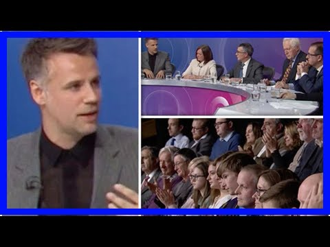 Bbc question time: richard bacon blasts brexiteers