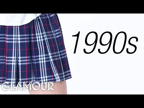 100 Years of Patterns | Glamour