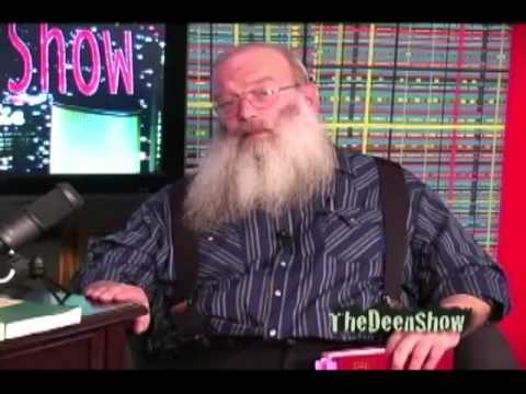 There were TWO JESUS during the crucifixion? Dr. Jerald Dirks on the Deen Show