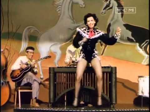Ann Miller in 'Texas Carnival (1951)' - Ann Miller & Red Skelton