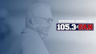 Stephen Jones on 105.3 The Fan | Dallas Cowboys 2021