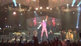 Ricky Martin - La bomba + Por arriba, por abajo - live Moscow, VTB Ledovy Dvorets 20.09.2016