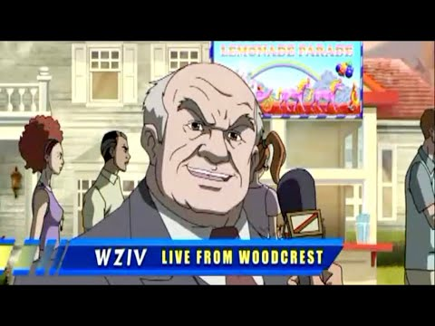 Download The Boondocks - The Block is Hot   S1 E14 FULL EPISODE