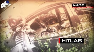 HITLAB [4K] | Ash32 / MDS [Airsoft France]