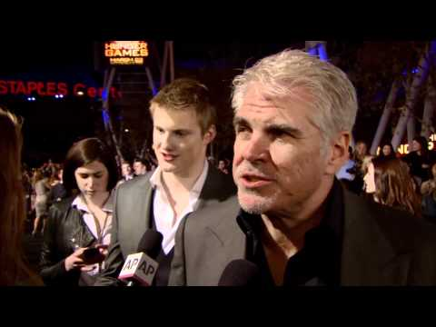Gary Ross - The Hunger Games Premiere Interview