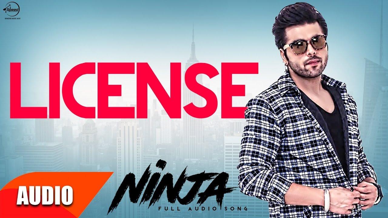 license full audio song ninja punjabi audio songs speed records youtube