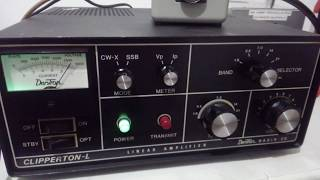 Gambar cover Dentron Clipperton L Base Linear Amplifier 572bx4