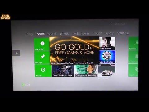 Xbox 360 As A Windows Media Center Extender