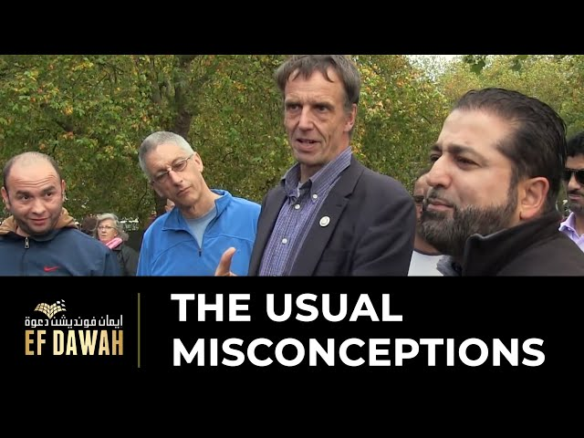 The Usual Misconceptions || Sid Cordel v Abbas