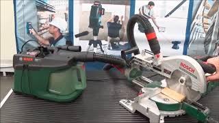 Новинки Bosch DIY 2017. Пылесос EasyVac 3