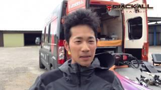 2014.06.11 J2MAXへの抱負Vol.1 早野剛史プロ/川口直人プロ