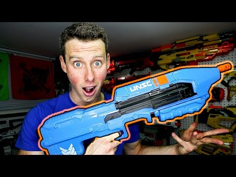 World's Largest Nerf War 3 + Awesome Nerf Rival Ammo and Guns!