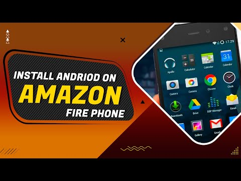Install Android On Amazon Fire Phone