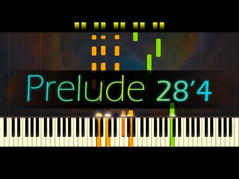 Prelude in E minor, Op. 28 No. 4 // CHOPIN