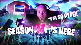 SEASON 10 *LIVE* REACTION!! DUSTY DEPOT & FACTORIES ARE BACK! FT. WILDCAT, DRLUPO & FEAR
