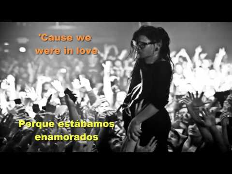 Ease my mind - Niki & The Dove (Skrillex Remix) (Lyrics - sub. Español)
