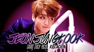 jungkook es el tipo de novio que bts en una relación