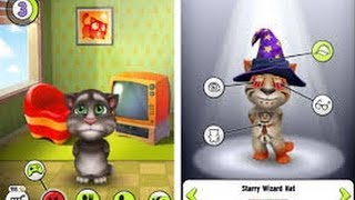 My Talking Tom - GamePlay Trailer (HD)