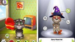 My Talking Tom - GamePlay Trailer (HD)