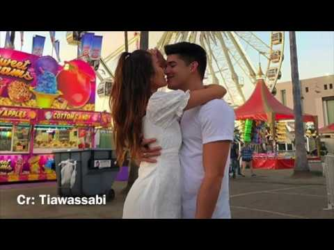 Alex Wassabi and Tia back together?, Twin my heart tea- Christian and Vanessa aren't dating?