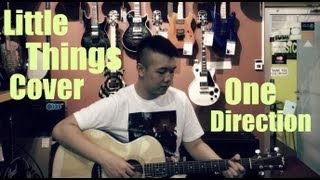 One Direction - Little Things by Wayne Khaw [Musicery] Malaysia