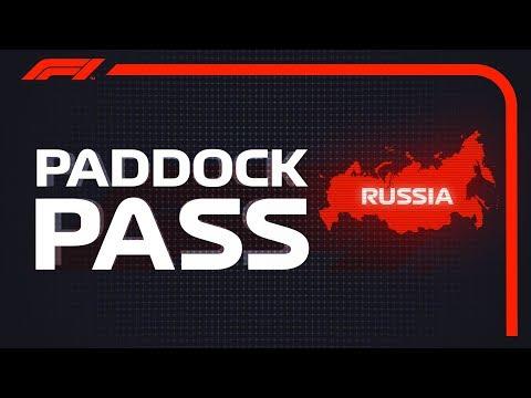 F1 Paddock Pass: Post-Race At The 2018 Russian Grand Prix