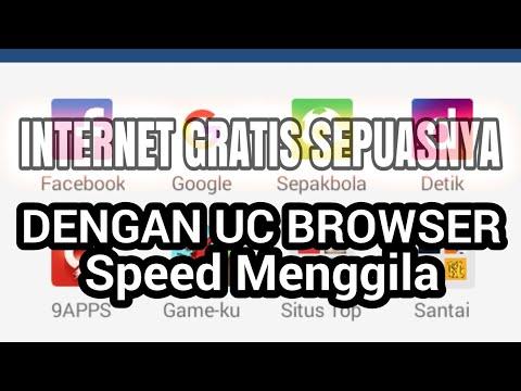 Gr4tis Int3rnet Di Aplikasi Uc Browser Mini Unlimit3d