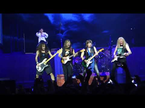 Iron Maiden - Hallowed Be Thy Name Live @ Tele2 Arena Stockholm 1.6.2018