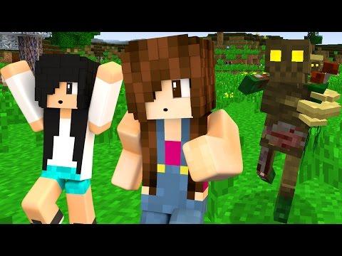 Abracadabra - ZUMBIS ESTRANHOS NA TORRE #06 - Видео из Майнкрафт (Minecraft)