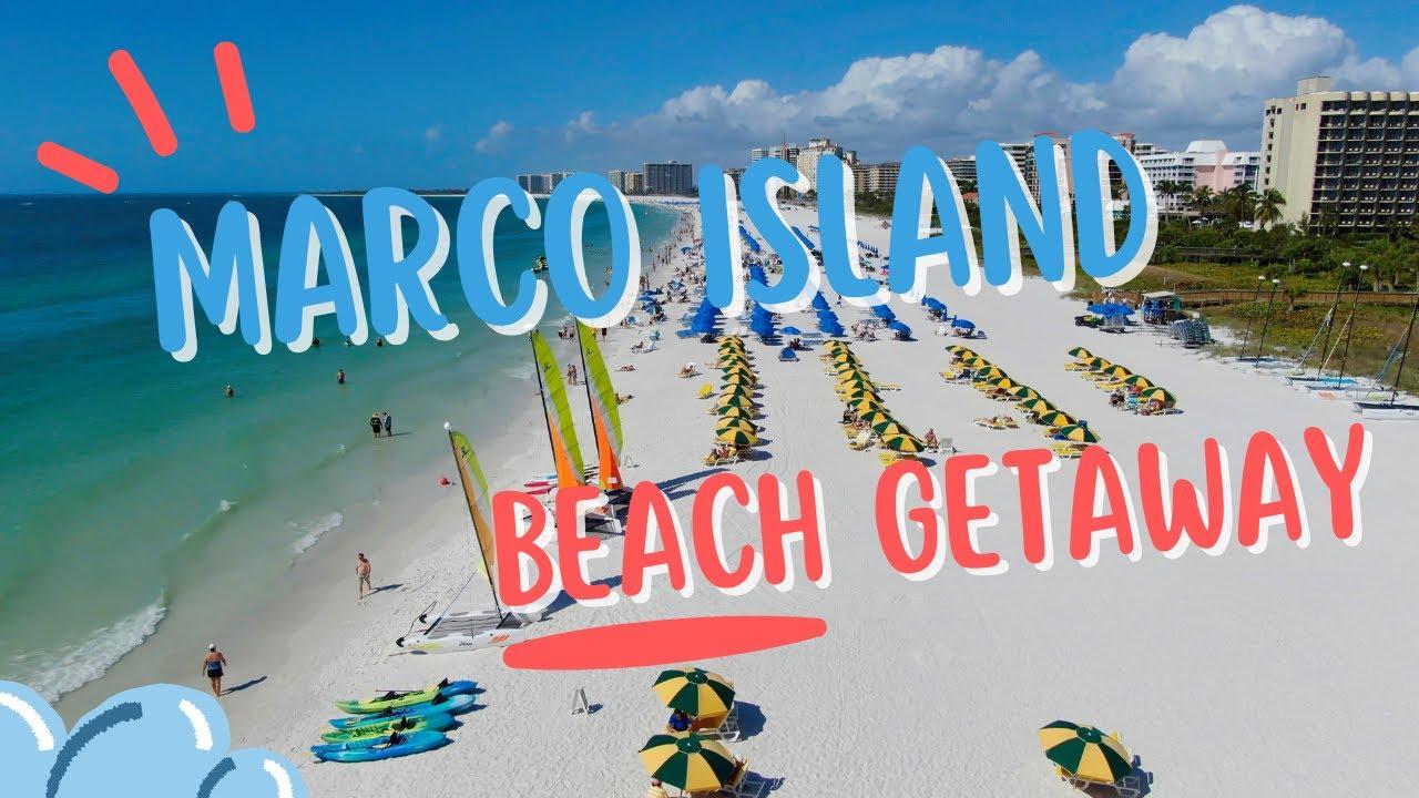Aerial Tour of Marco Island & Isles of Capri, Florida
