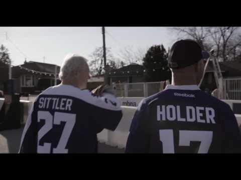 Darryl Sittler Surprises a Lifelong Leafs Fan