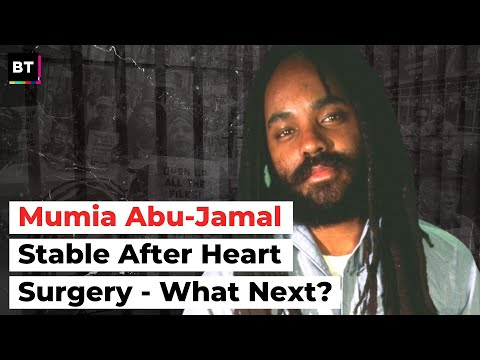 Mumia Abu-Jamal Stable After Heart Surgery - What Next?